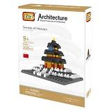 LOZ Temple of Heaven Beijing [9364] - Building Set Architecture